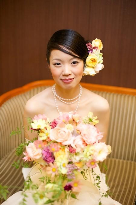 新郎新婦様からのメール ホテルメトロポリタンエドモント様へ vera wangの花嫁さまへ 原点_a0042928_21105784.jpg