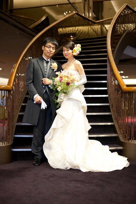 新郎新婦様からのメール ホテルメトロポリタンエドモント様へ vera wangの花嫁さまへ 原点_a0042928_21122174.jpg