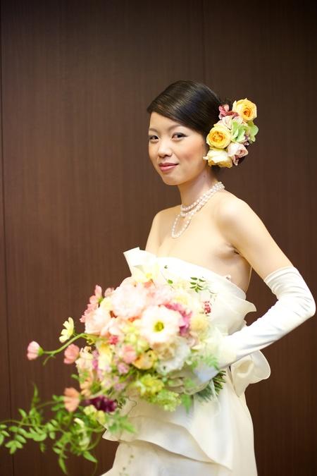 新郎新婦様からのメール ホテルメトロポリタンエドモント様へ vera wangの花嫁さまへ 原点_a0042928_21163090.jpg