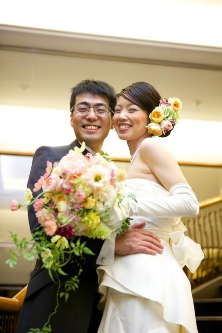 新郎新婦様からのメール ホテルメトロポリタンエドモント様へ vera wangの花嫁さまへ 原点_a0042928_21175441.jpg
