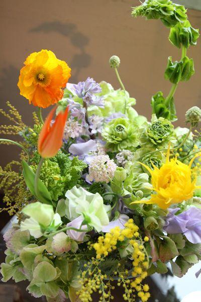 春アレンジ_d0086634_18051485.jpg