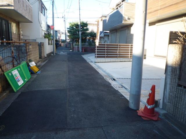 京王線代田橋駅7分完成現場一戸建て_b0246953_19175768.jpg