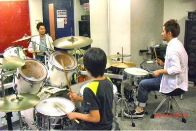 2015/1/29「BEAT ON ドラム教室が良い理由!?」_e0242155_2021932.jpg