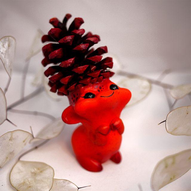 Pint Red -1 by Lyla Warren_e0118156_18295288.jpg