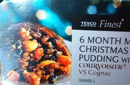 Christmas pudding_a0098174_2335517.jpg