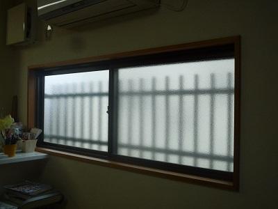 リビングの窓に 内窓「プラマードU」~☆_e0123286_1911251.jpg