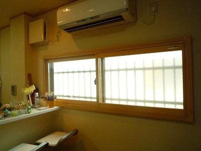 リビングの窓に 内窓「プラマードU」~☆_e0123286_19143174.jpg