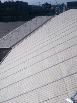 板橋区の赤塚で屋根工事_c0223192_21385547.jpg