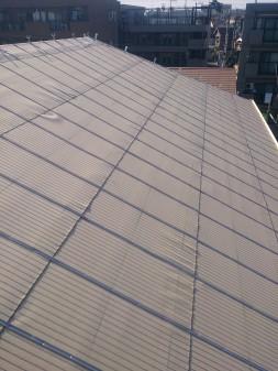 板橋区の赤塚で屋根工事_c0223192_21404798.jpg