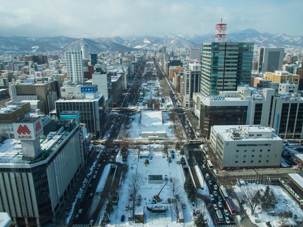 たまに都会(札幌)へ行ってみたいな(2)~ノボテル札幌・テレビ父さん~_f0276498_11450971.jpg