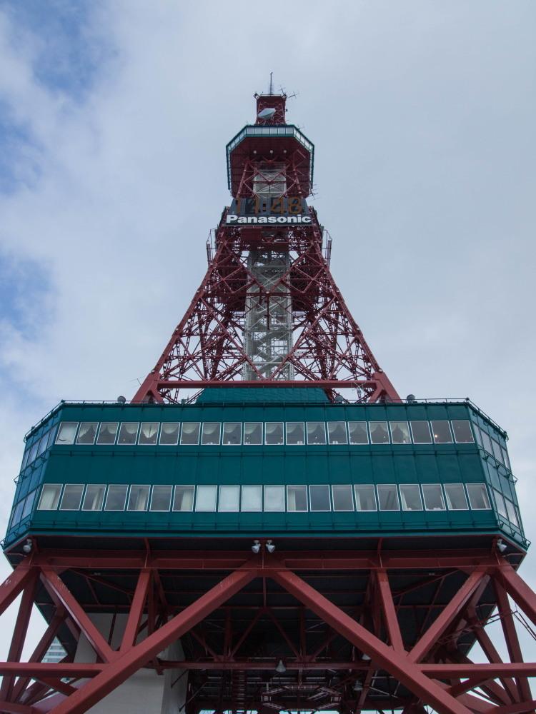 たまに都会(札幌)へ行ってみたいな(2)~ノボテル札幌・テレビ父さん~_f0276498_11464205.jpg