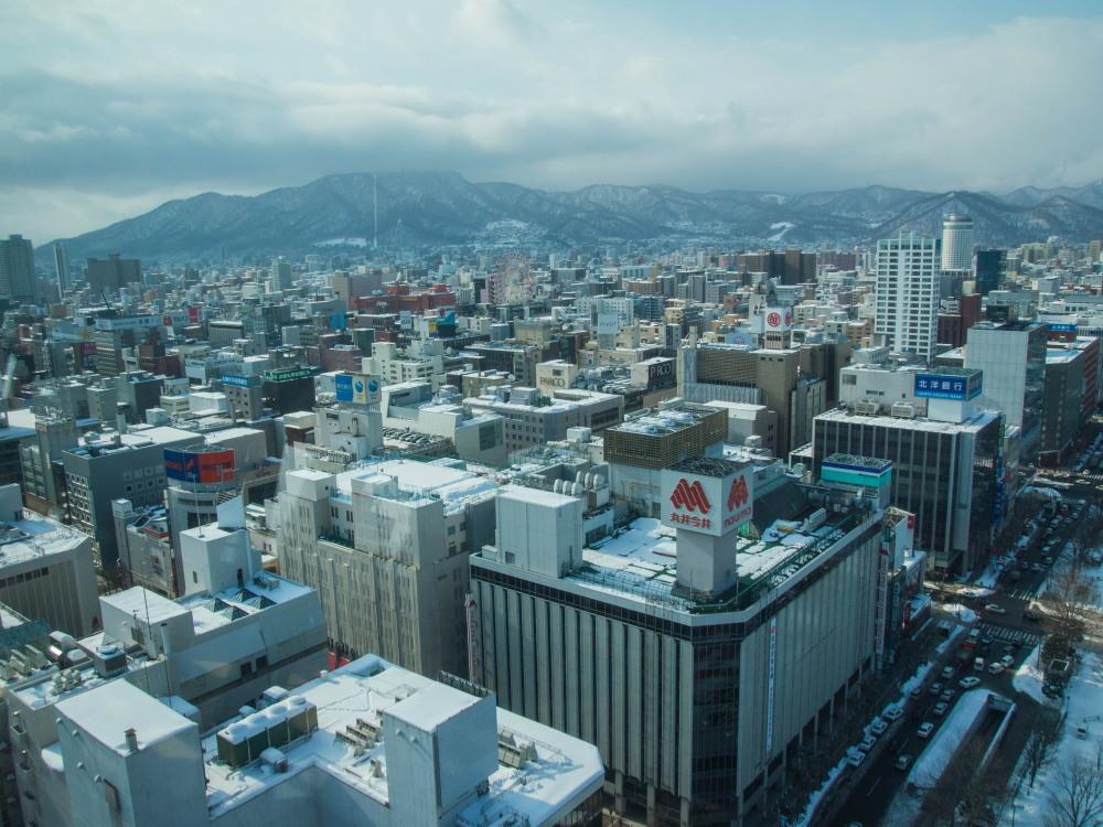 たまに都会(札幌)へ行ってみたいな(2)~ノボテル札幌・テレビ父さん~_f0276498_11471574.jpg