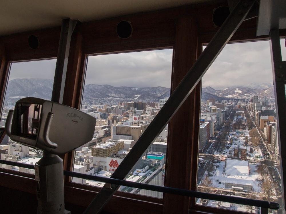 たまに都会(札幌)へ行ってみたいな(2)~ノボテル札幌・テレビ父さん~_f0276498_11480774.jpg