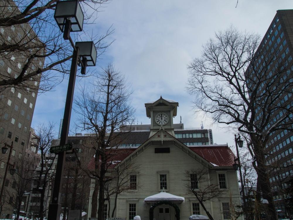 たまに都会(札幌)へ行ってみたいな(2)~ノボテル札幌・テレビ父さん~_f0276498_11490785.jpg
