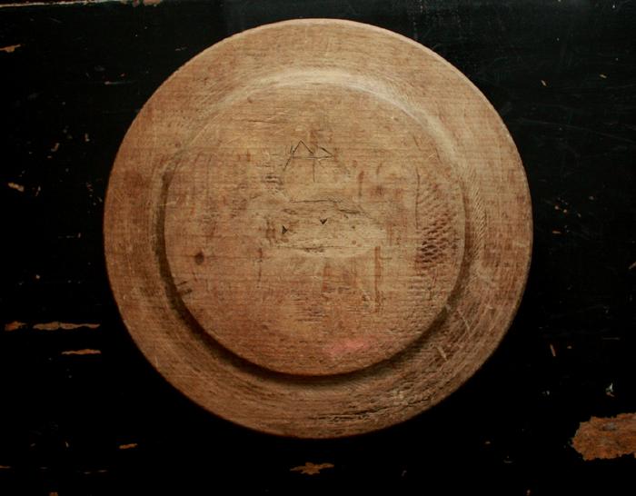 北欧の木皿 18C-19C_f0074803_1136927.jpg