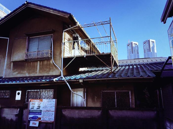 新宿区西新宿 / iPhone 6_c0334533_09494537.jpg