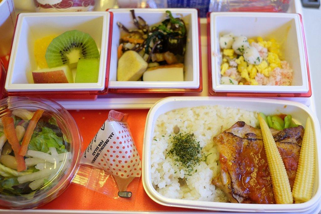 JALのランチ_f0050534_23324961.jpg