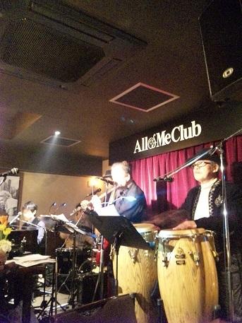 blog;ジャズクラブのデミグラス・ハンバーグ_a0103940_02443539.jpg