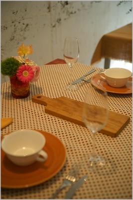 スペインバルのレシピでおもてなし~テーブル&フードクラス_d0217944_11261788.jpg