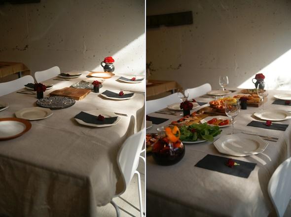 スペインバルのレシピでおもてなし~テーブル&フードクラス_d0217944_11334348.jpg