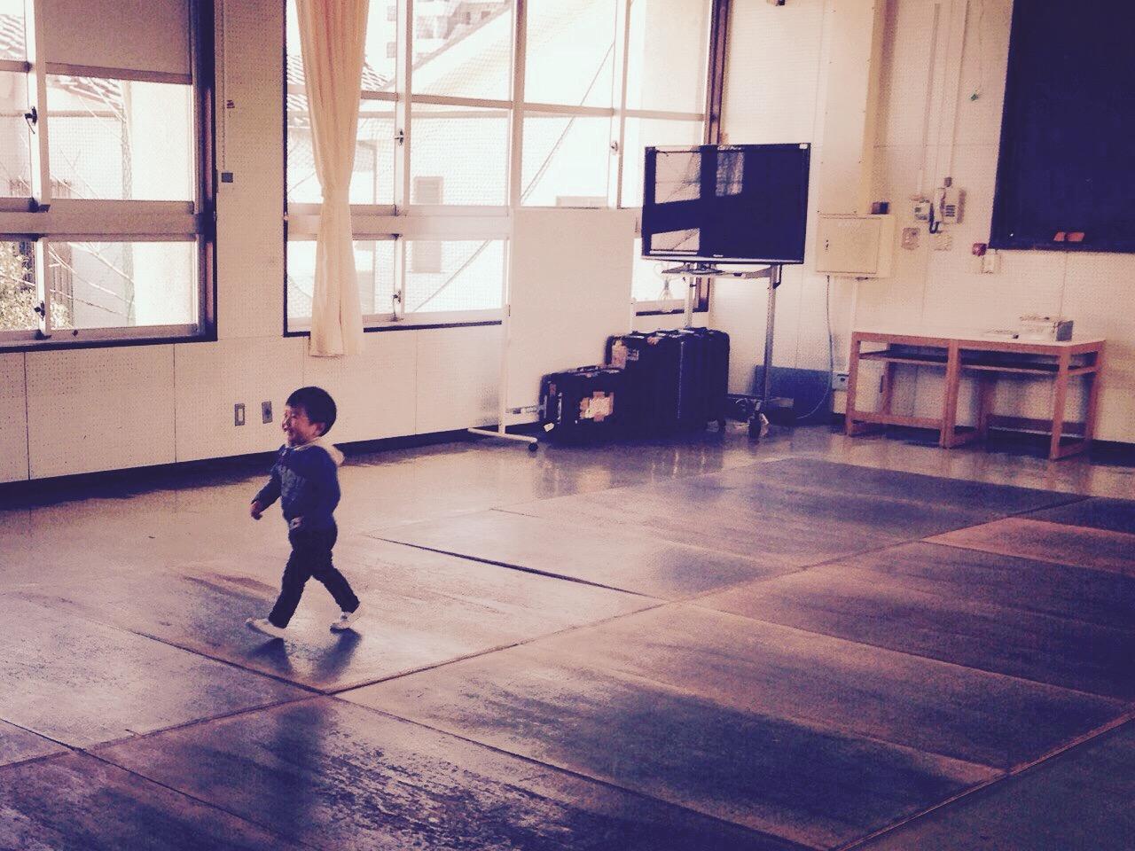 小学校タップダンス体験アウトリーチに行ってきました_f0137346_1822733.jpg