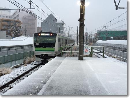 雪、すこし積もりました_c0147448_22443593.jpg