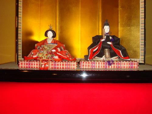 菊屋家所蔵のお雛人形飾り_f0101949_11522055.jpg