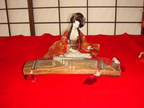 菊屋家所蔵のお雛人形飾り_f0101949_11535898.jpg