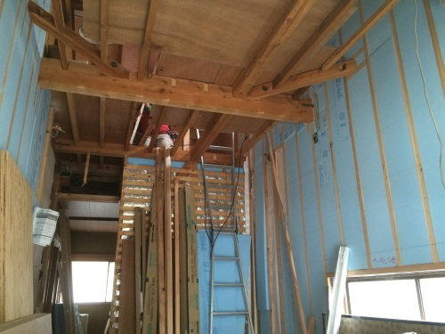「子供室へ改築工事」@内灘_b0112351_15555483.jpg