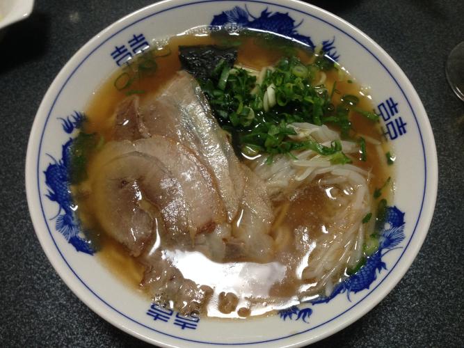 紫川ラーメン♪_a0148054_21492475.jpg