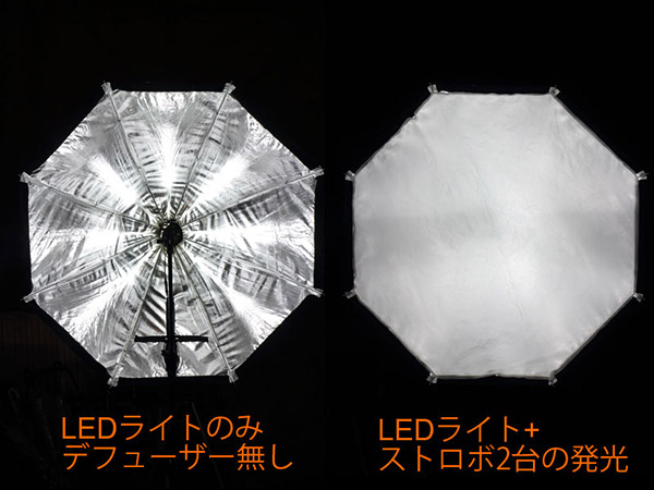 2015/01/30 スヌーピーさんからシート型LEDライト_b0171364_10375198.jpg