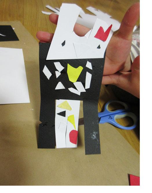 紙版画・幼児クラス(上高野・比良)_f0211514_1930328.jpg
