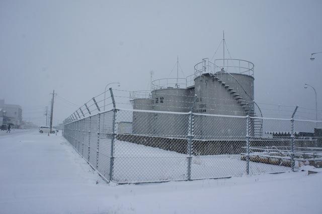 雪の港_f0143119_22421556.jpg