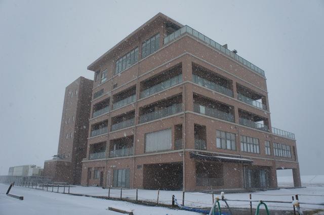 雪の港_f0143119_22441369.jpg