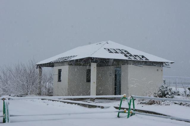 雪の港_f0143119_22445680.jpg