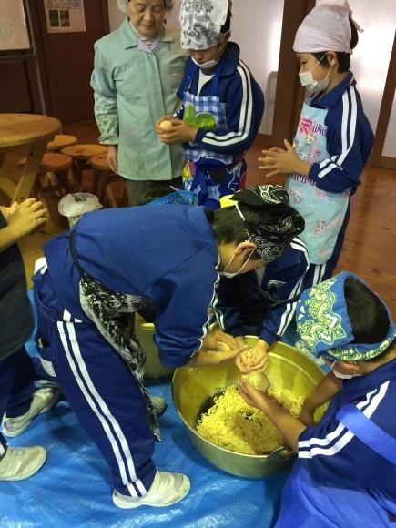 『大豆の加工してみたよ!!』服間小学校3年生の皆さん_e0061225_13080013.jpg