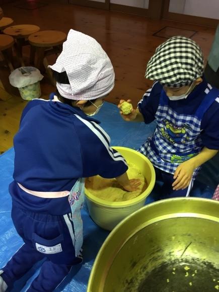 『大豆の加工してみたよ!!』服間小学校3年生の皆さん_e0061225_13102208.jpg