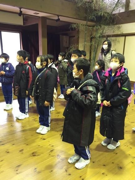 『大豆の加工してみたよ!!』服間小学校3年生の皆さん_e0061225_13115925.jpg