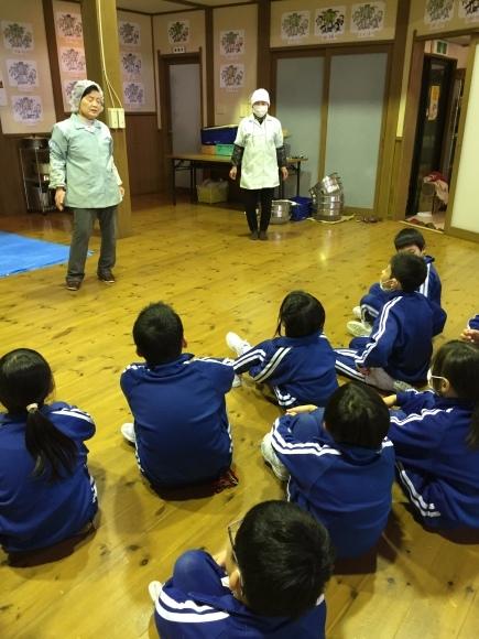 『大豆の加工してみたよ!!』服間小学校3年生の皆さん_e0061225_13130804.jpg