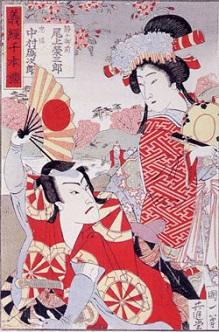 道行初音旅の謎と福すしの大阪寿司、それに睨み鯛_c0030645_20461944.jpg