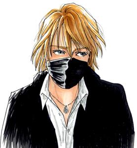 黒マスクの男 沙天の華学研究室blog
