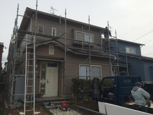 「外部周りの修繕工事」@内灘_b0112351_13341325.jpg