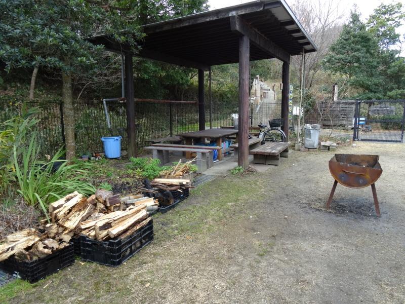 うみべの森で薪作り(一人作業)_c0108460_16461031.jpg