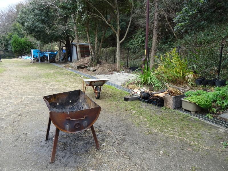 うみべの森で薪作り(一人作業)_c0108460_16461316.jpg