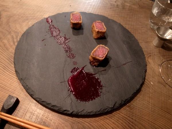 代沢「Salmon & Trout」その2 自由な料理と、新しい飲食のありかたについて。_e0152073_12143552.jpg