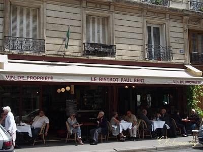 美味しいパリ Le Bistro Paul Bert_f0238789_754369.jpg