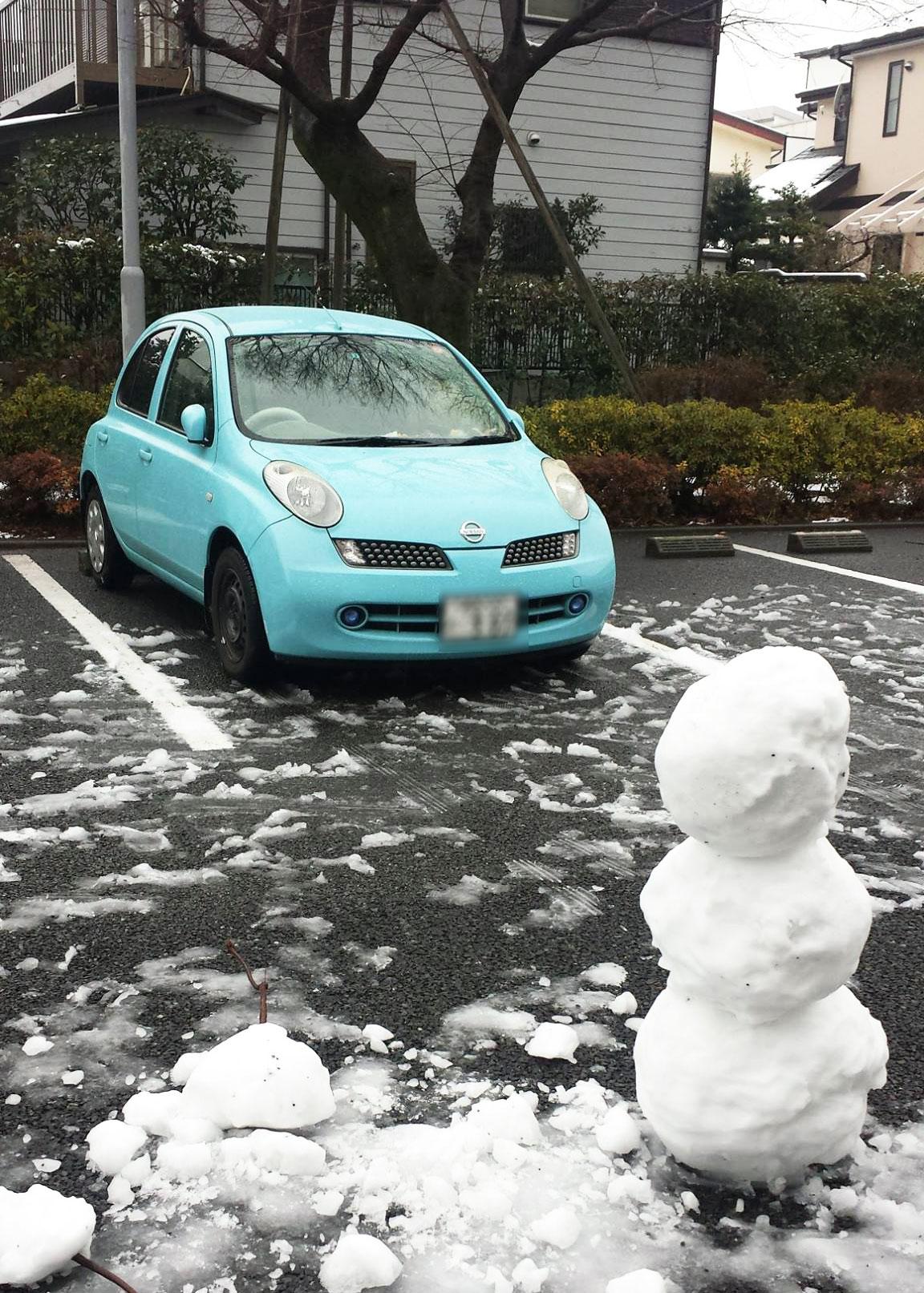 今から生徒chanの本番!ユニゾンの意味。…と、雪ッ_d0224894_17451976.jpg