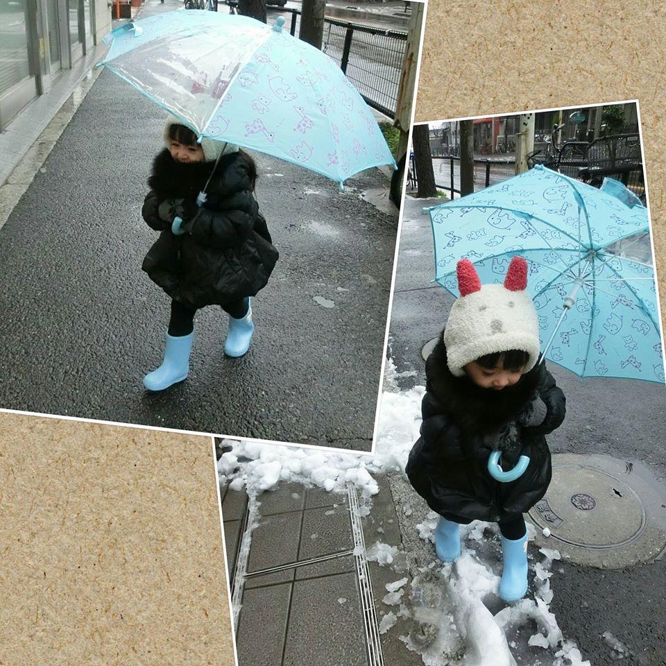 今から生徒chanの本番!ユニゾンの意味。…と、雪ッ_d0224894_17485647.jpg