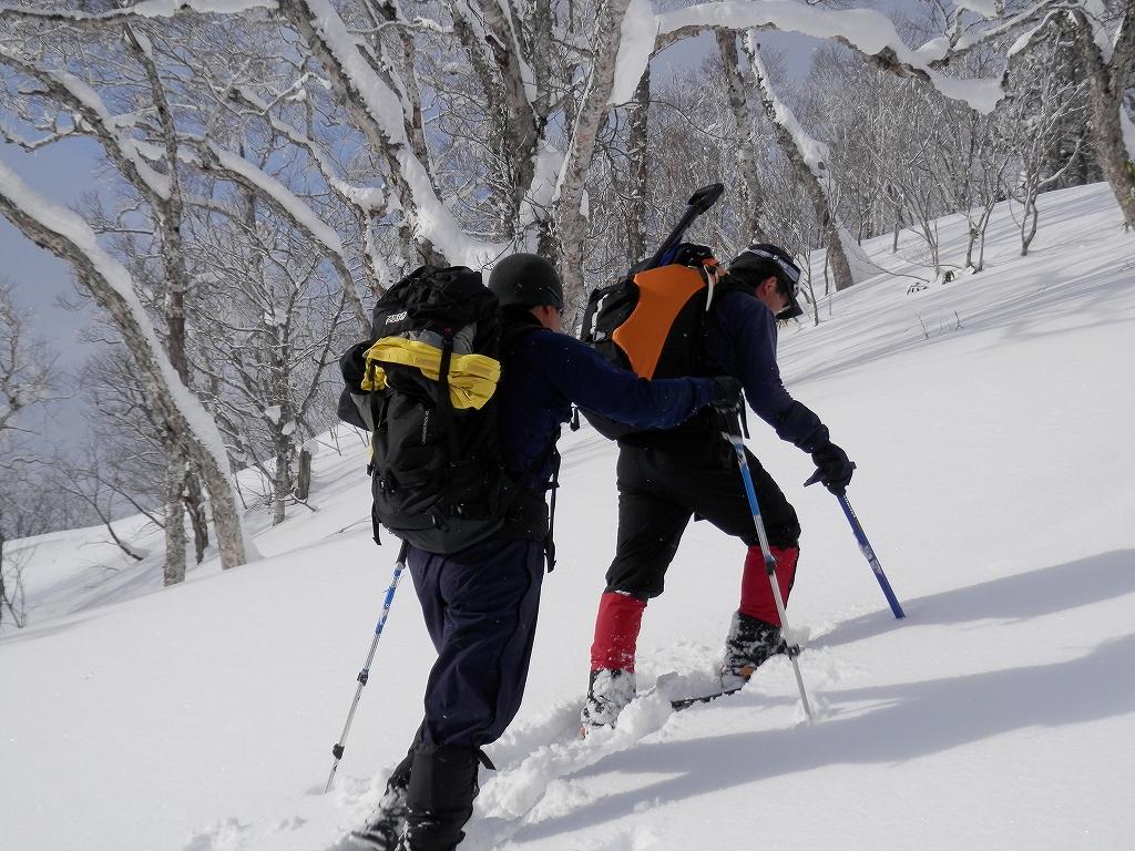 オコタンペ山、1月29日-同行者からの写真-_f0138096_23271463.jpg