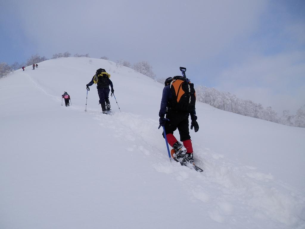 オコタンペ山、1月29日-同行者からの写真-_f0138096_2327254.jpg